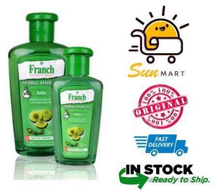 Franch Herbal Hair Oil - Amla Hair Fall Control 100ml