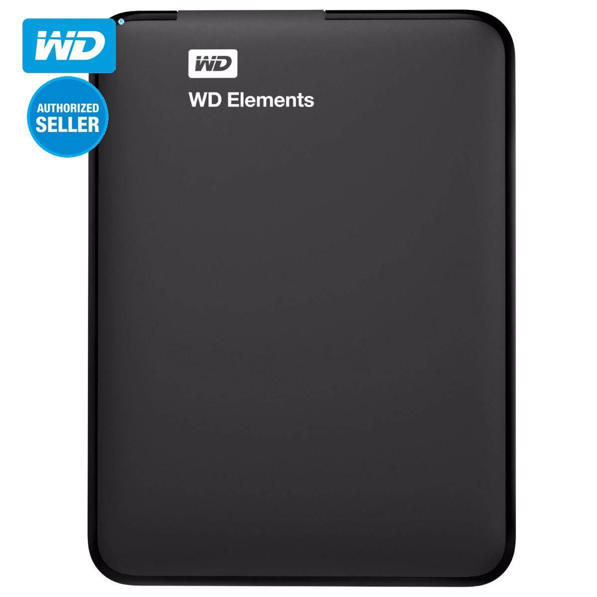 Western Digital Elements 1TB Portable External Hard Disk USB 30