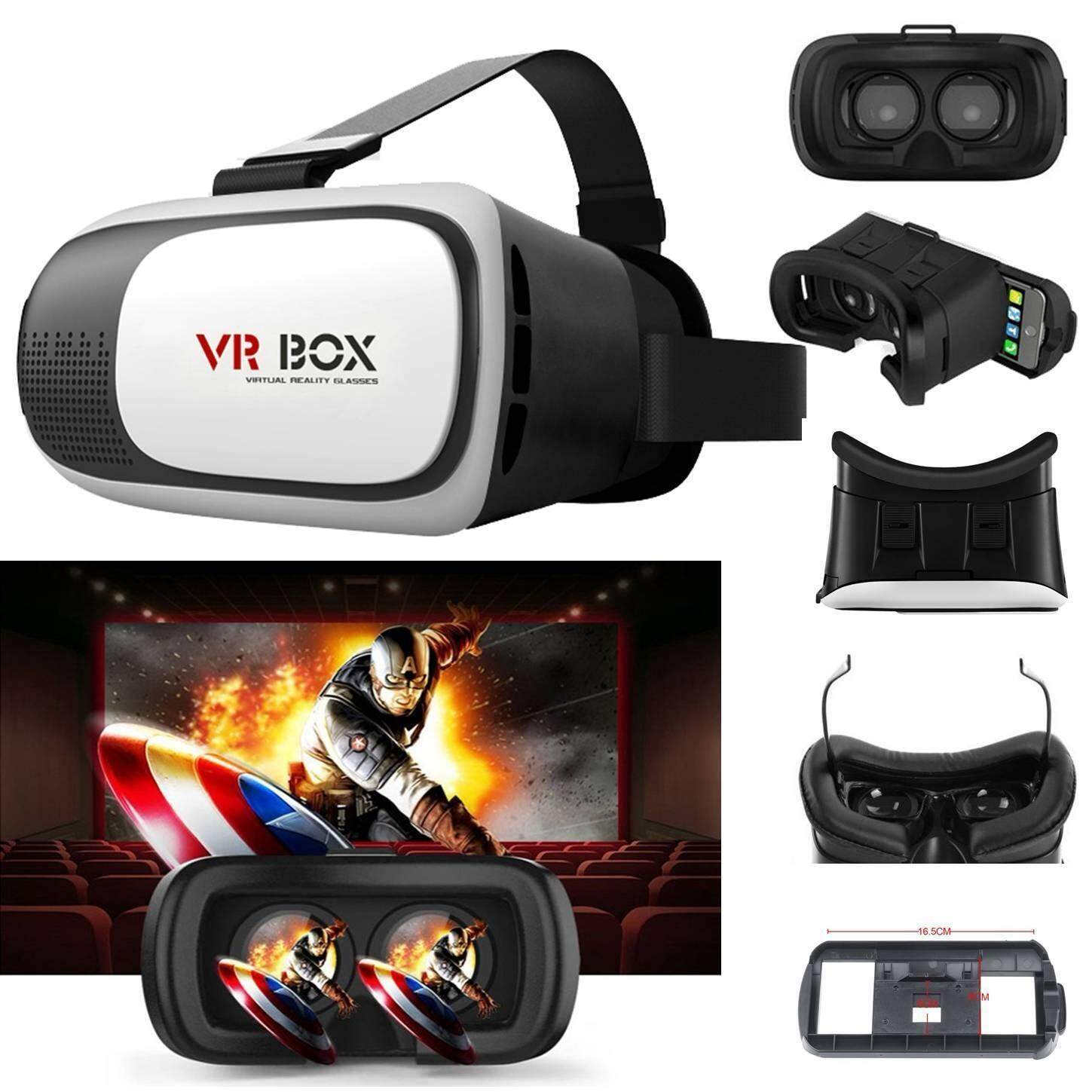 Virtual Reality Glasses  VR Box  3D Headset Gear Cheapest price guaranteed