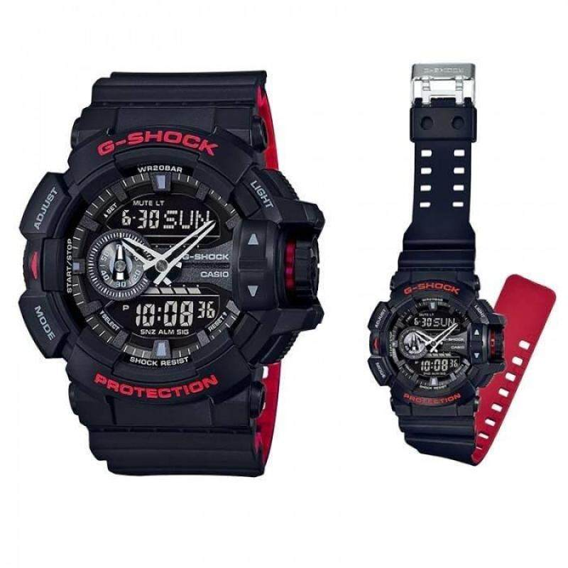 G-Shock Stylish Strap Tone Colour World Time Malaysia