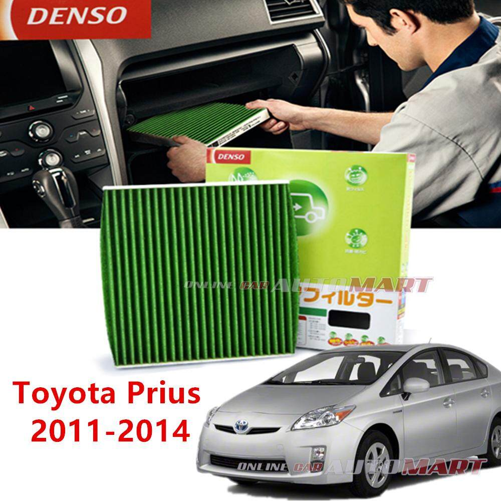 DENSO Cabin Air Filters (Air Conditioner Filter) DCC-1009 for Toyota Prius Yr 2011-2014