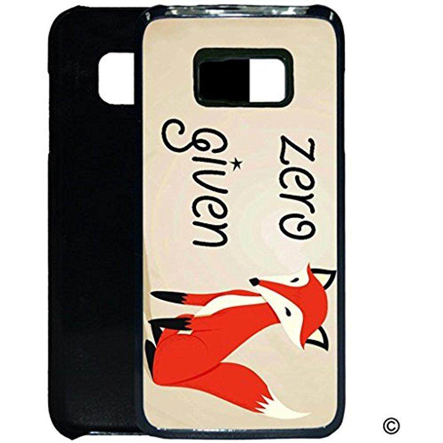 2018 Diy Galaxy S8 Case Funny Phone Cover Zero Given Case For Samsung Galaxy S8 Black - intl