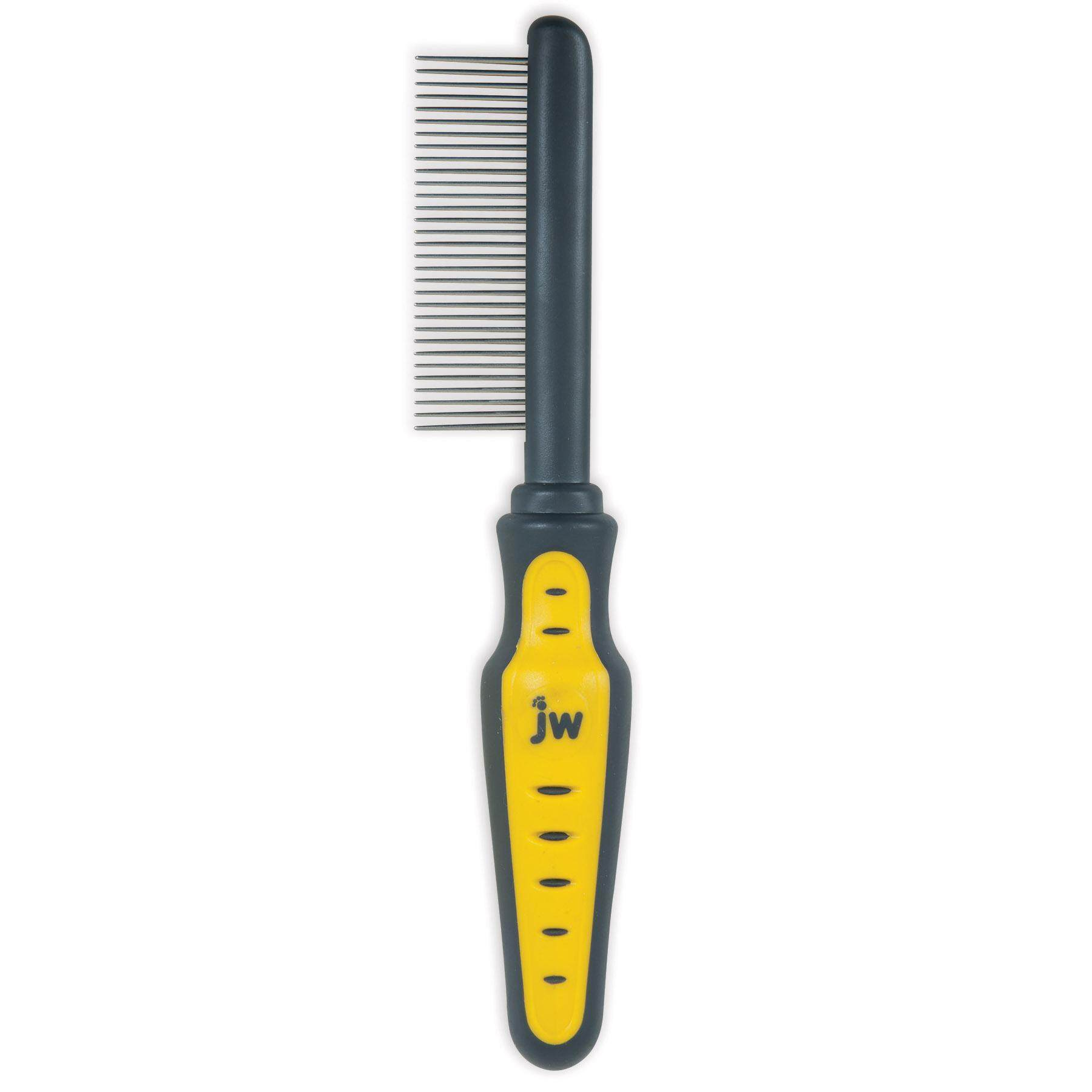 [JW PET GROOMING] Gripsoft Medium Comb