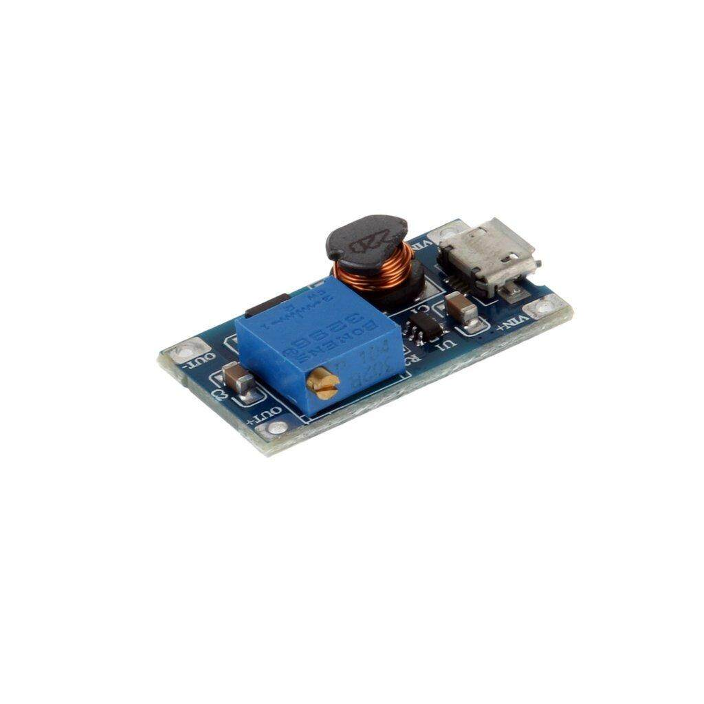 Features Cloudsea 2a Usb Booster Board Dc Step Up Module 2 24v To Circuit Input