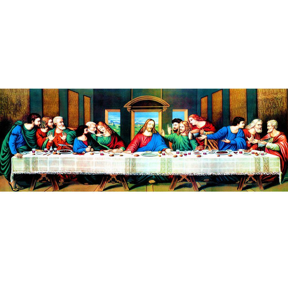 The Last Supper 5D Diamond DIY Painting Craft Home Decor