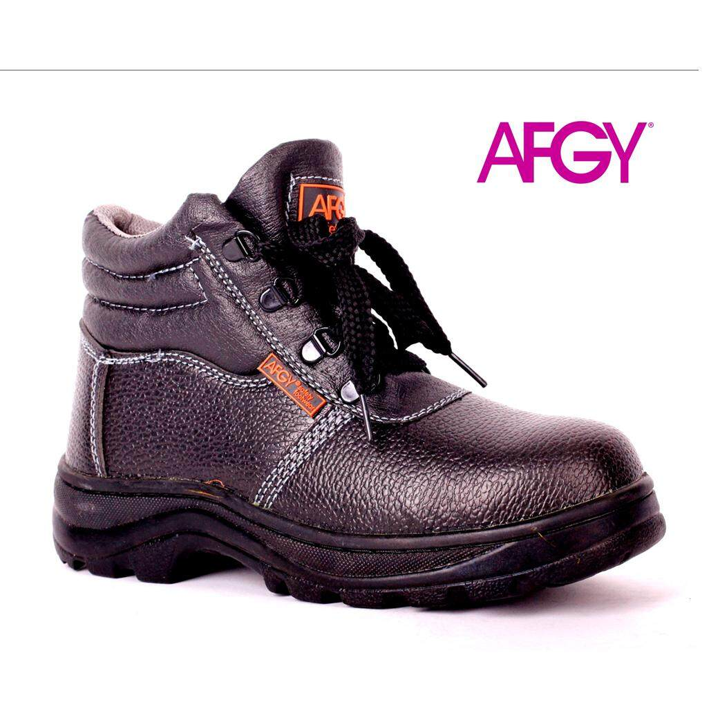 AFGY FGS 257 HIGH CUT SAFETY BOOTS