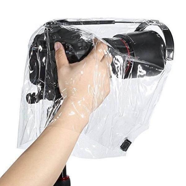 Pelindung Hujan Mantel Tahan Debu Pelindung Kamera Jas Hujan Yg Tahan Hujan untuk Canon Nikon dan DSLR Kamera-Internasional