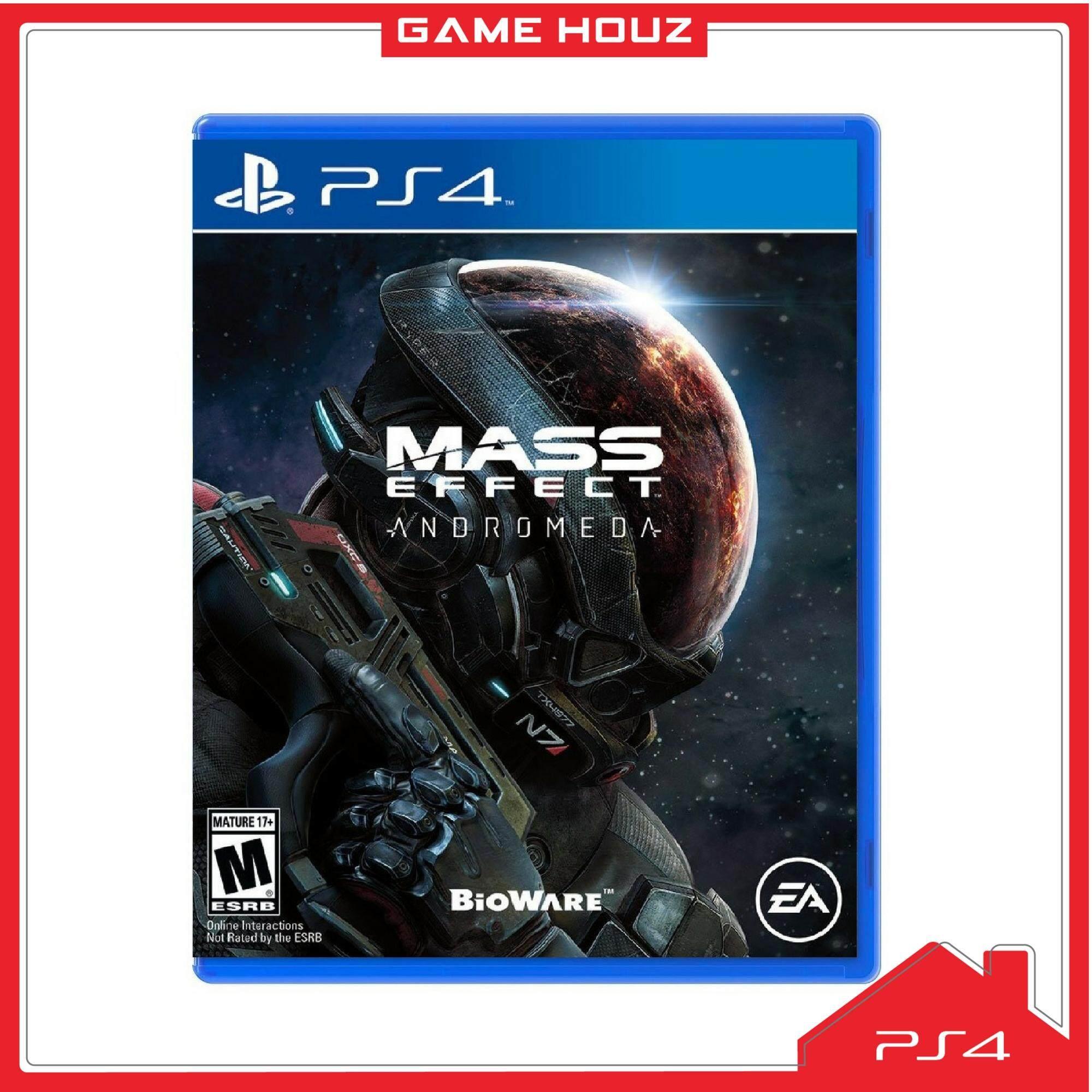(PS4) Mass Effect: Andromeda (R3/ENG)