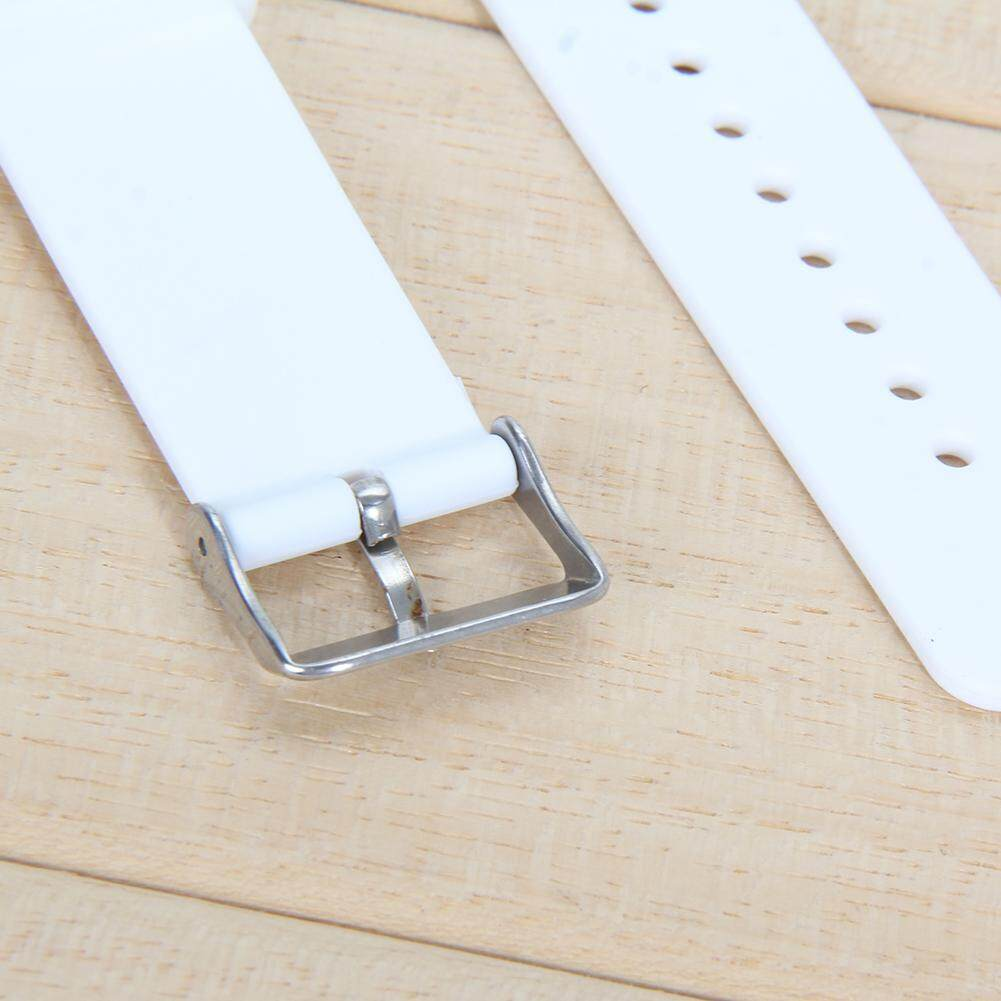 ... Silicone Watch Band Strap For Samsung Galaxy Gear S2 SM-R720 (White) -