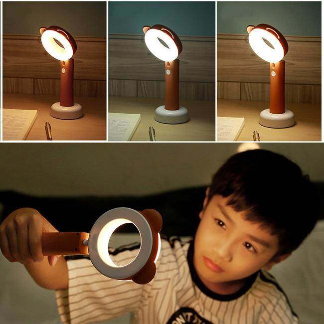 2018 Newest Cute Desk Reading LED Lamp LED Table Pet Lamp