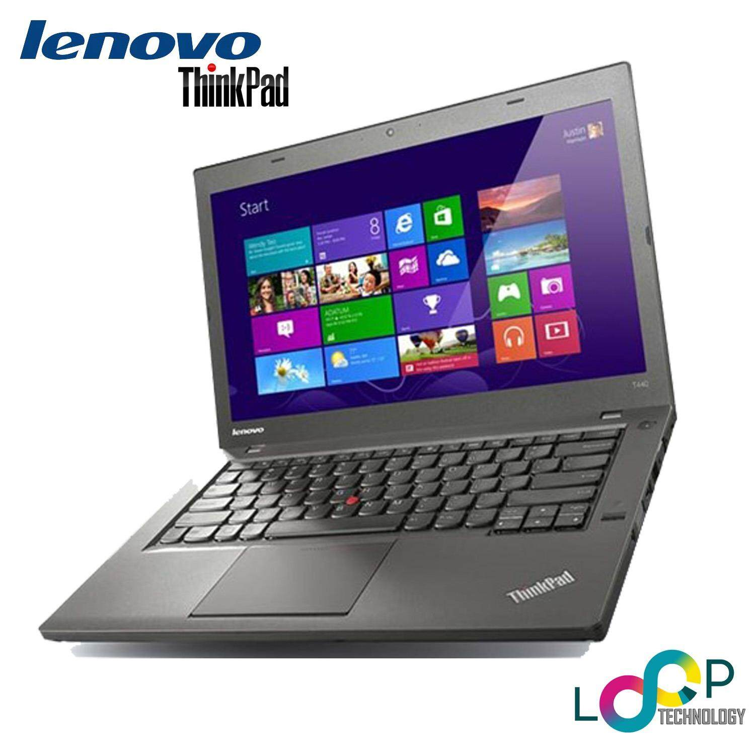 LENOVO ThinkPad X240 - Intel Core i5-4300U - 4GB RAM - 500GB HDD - WINDOWS 7 PRO 64 BIT - FREE GIFT ---> EXTERNAL DVD-RW / LENOVO CARRY CASE AND 2 BATTRIES Malaysia