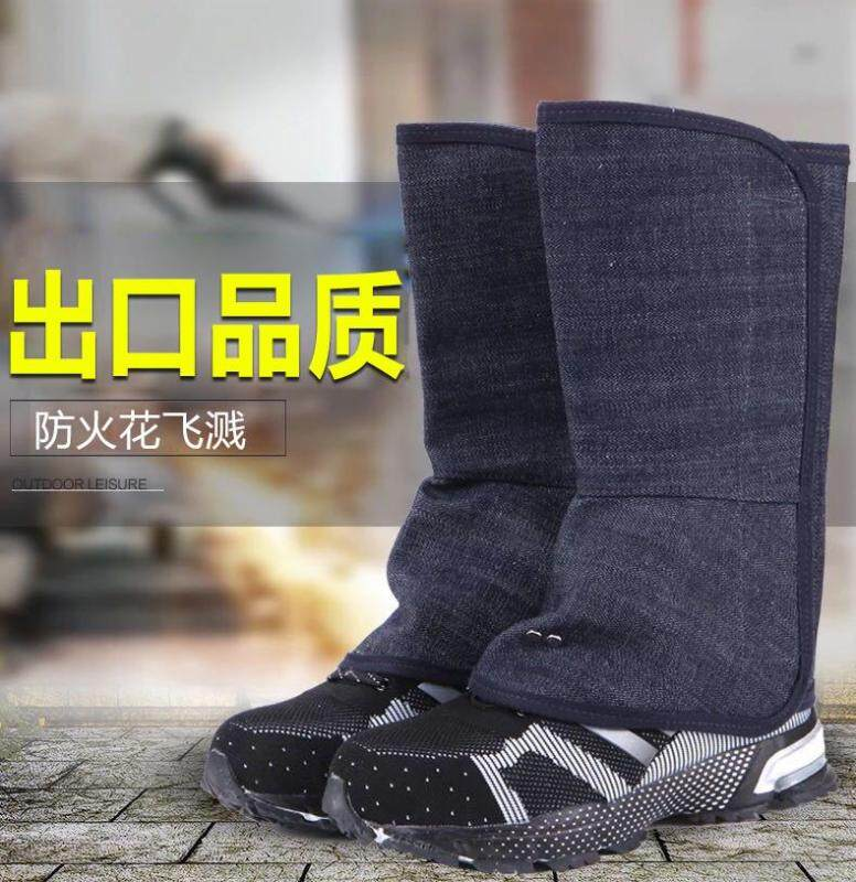 Canvas Workers labor safety foot cover shoe covers