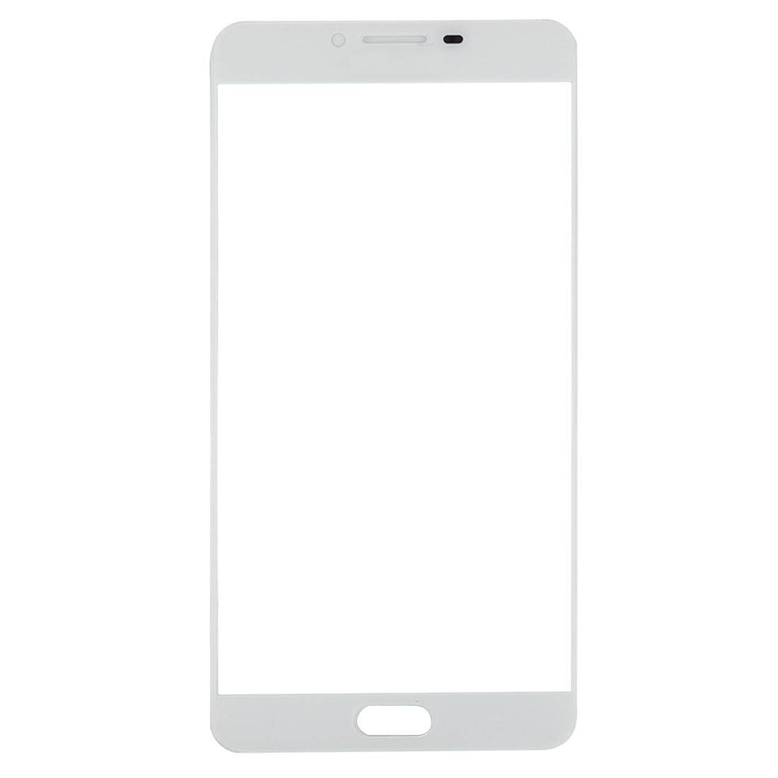 Features Ipartsbuy For Samsung Galaxy C9 Pro C900 Front Screen Outer Detail Gambar Glass Lenswhite Terbaru