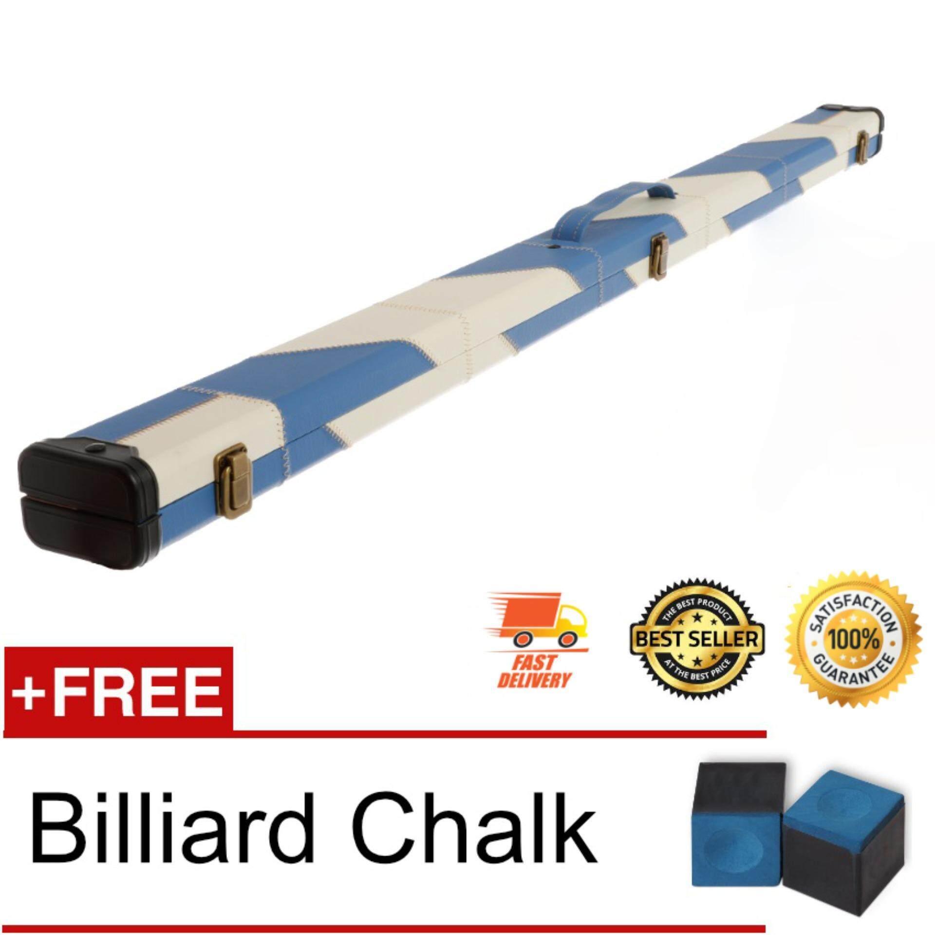 Billiard Pool/Snooker 3/4 Hard Box Cue Case Bag Holder