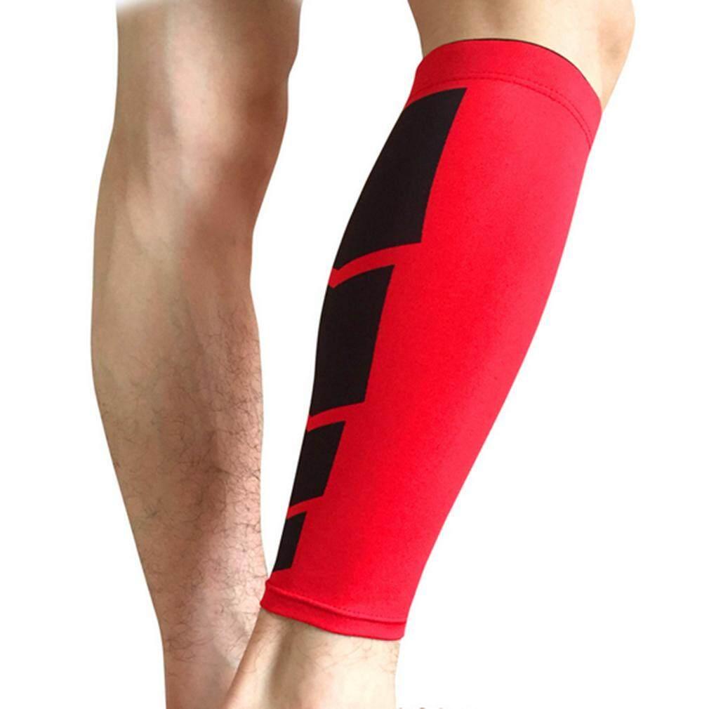 GETEK Sports Leg Calf Leg Brace Support Stretch Sleeve Compression Exercise Unisex