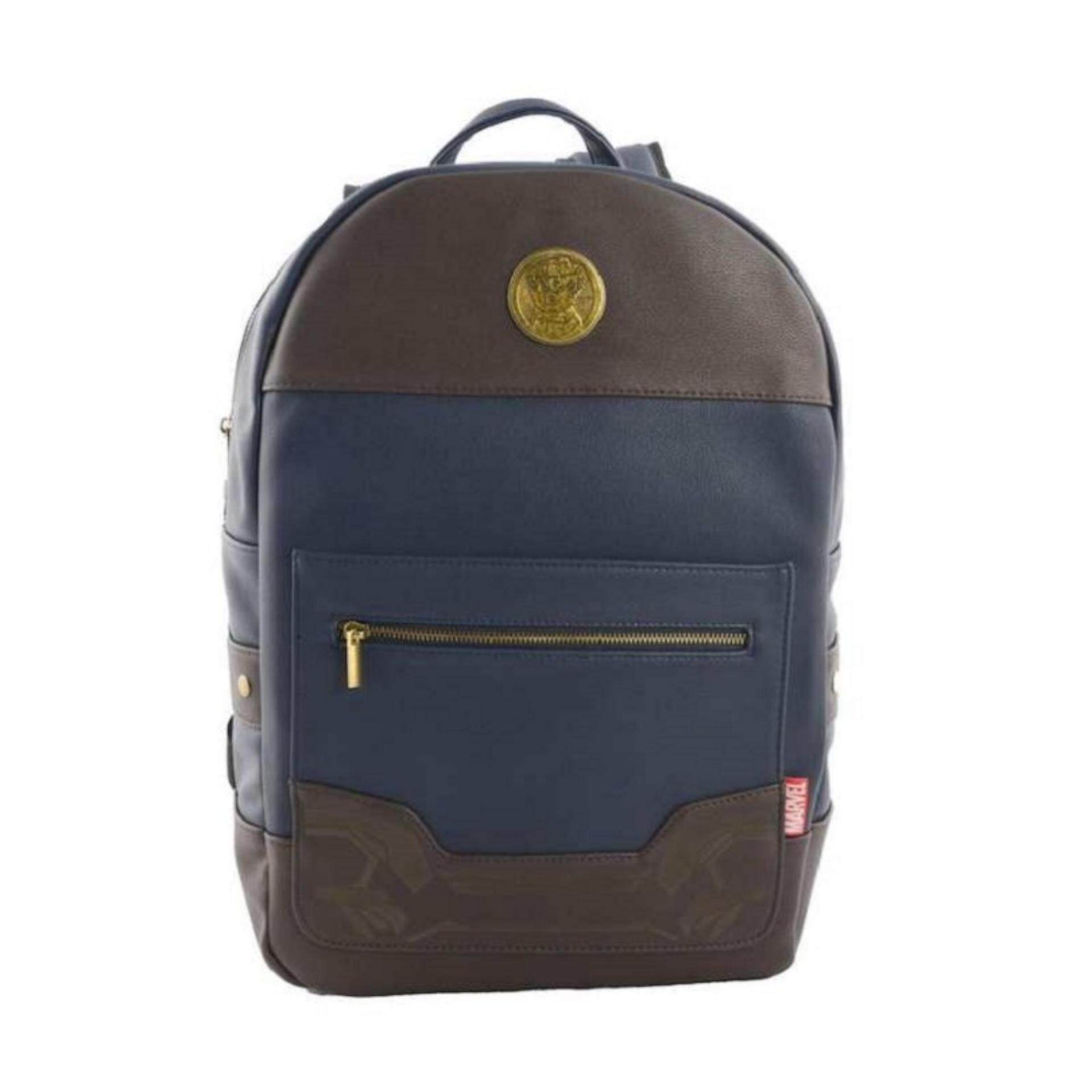 Marvel Avengers Infinity War Backpack 17.5 Inches - Dark Brown Colour