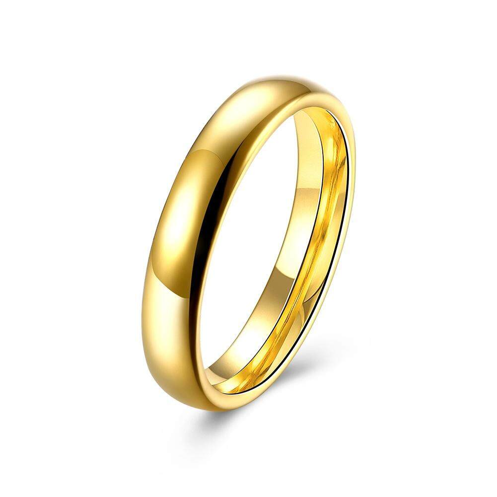 Kemstone 18 K Gold Berlapis Baja Anti Karat Cincin Untuk Mode Untuk Wanita Pecinta Cincin By Kemstone Jewelry.