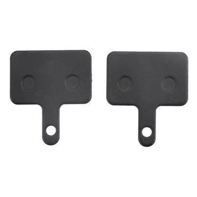 Deemount KMJG - 003 Professional Resin Bicycle Disc Brake Pad Low Noise (BLACK)