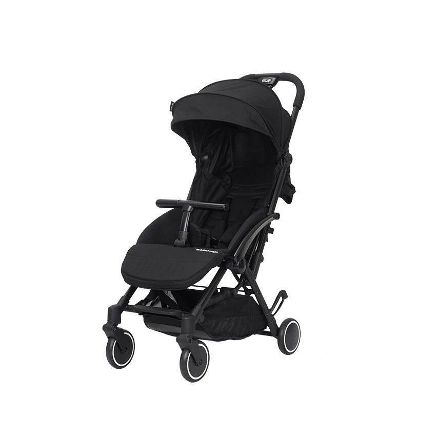 Tavo Basic Edge Stroller Black
