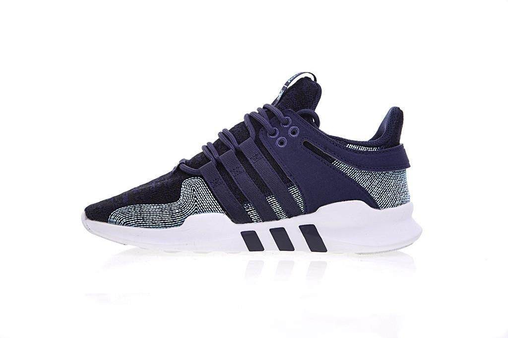 Adidas X Parley EQT Support ADV CK Ink Blue CQ0299 Women and Mens Running  Shoes (