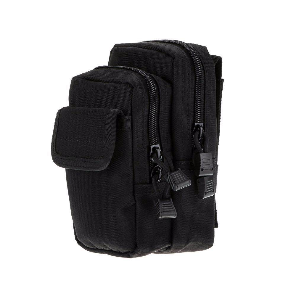 Fitur Ormano Tas Selempang Waistbag Weistbag Berrio Waist Bag Waisbag Atau Tactical Casual Outdoor Running Accessories Purse Hanging Belt