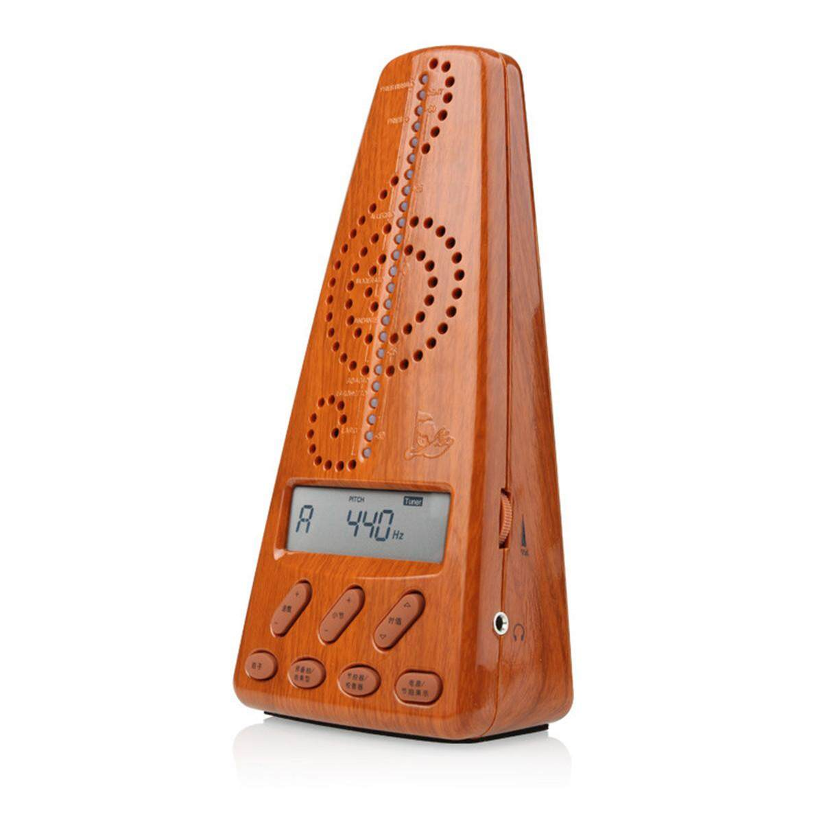 Colorful Wmt-220 Microcomputer Metronome 3 In 1 Metro-Tuner Color Ramdom A4 Tone - Intl By Autoleader.