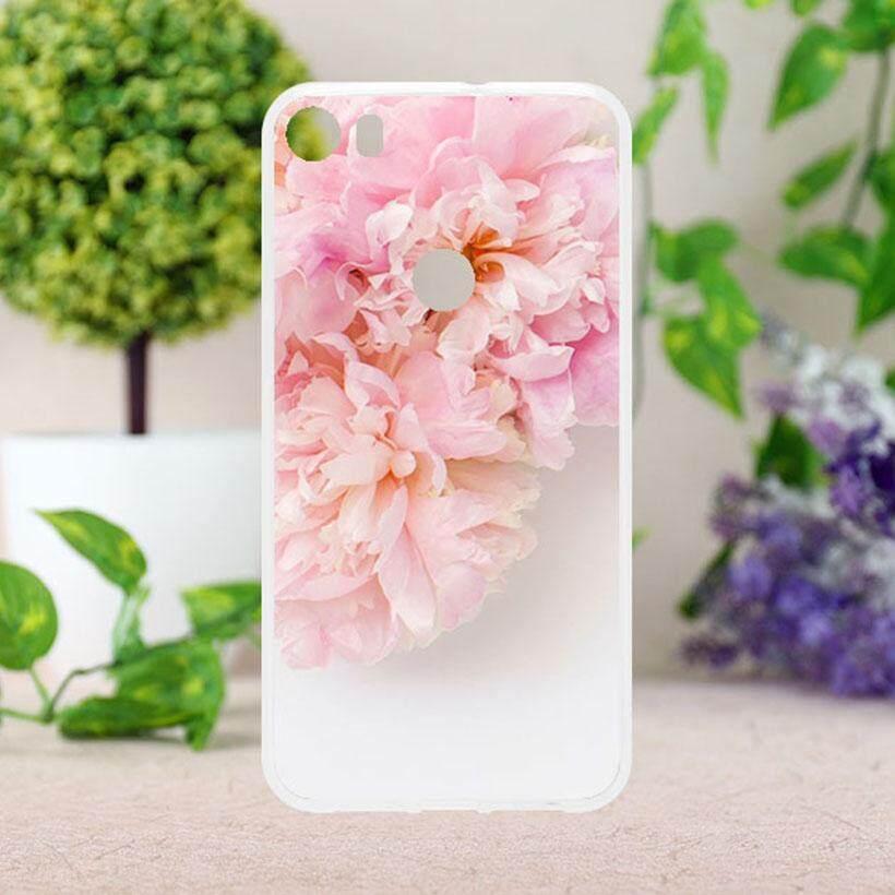 Taoyunxi DIY Dicat Tpu Ponsel Case S untuk Alcatel Idol 5 5.2 Inch 148X73X7.5 Mm Fashion kartun Case Penutup Belakang Ultra Tipis Casing Silikon Lembut Case Anti Debu Sarung Selular