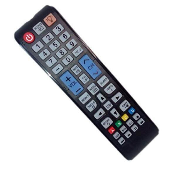 Replaced Remote Control Compatible for Samsung PN43F4500BF BN59-01177A PN51F4500BFXZA PN60F6300BF UN32J400DAF LED HDTV PLASMA TV - intl