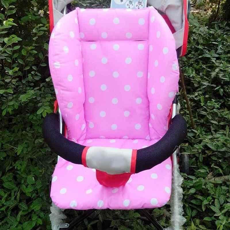 Stroller Kursi Mobil Bayi, Nyaman Kapas Bayi Stroller Bayi Kursi Sarung, Kereta Bayi Kasur Khusus Kasur-Internasional