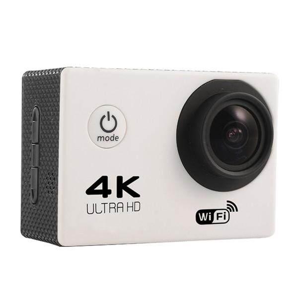 Soocoo F60 Sport Action Camera 4K WiFi Allwinner V3 Chipset OV4689 16.0MP HD Image Sensor For Outdoor Activities Gray - intl
