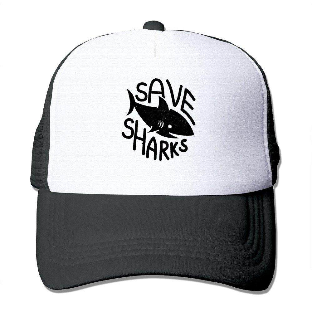 Custom Design Sharks Baseball Caps - intl