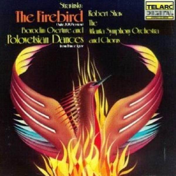 Stravinsky: Firebird/Borodin: Musik dari Prince Igor-Internasional