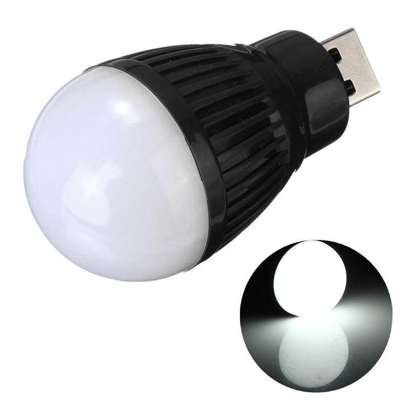 Bảng giá Portable Small and Lightweight Energy Saving Durable Mini USB LED Light Lamp Bulb For Computer Laptop PC Desk Reading - intl Phong Vũ