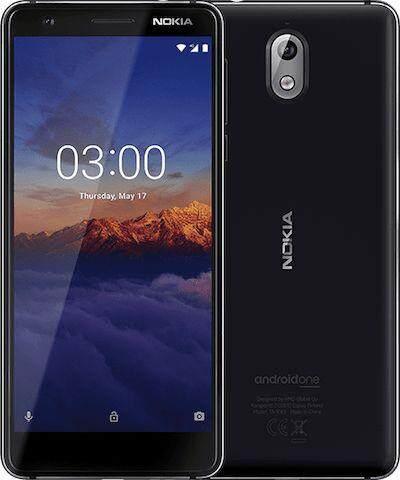 Nokia 3.1 3+32GB- Original Nokia Malaysia Warranty