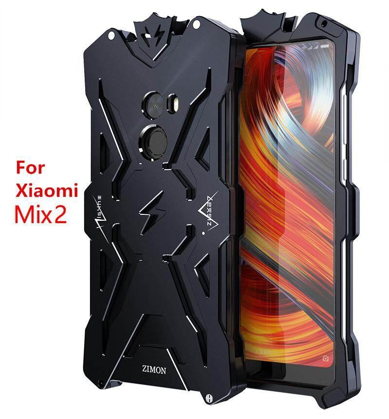 Cases For Xiaomi Mix2 Original Simon Design Metal Aluminum Anti-knock Armor Thor Series Cover