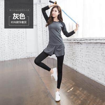 (Pre Order 14 days) JYS Fashion Korean Style Women Sport Wear Set Collection 540 - 8584 set 8