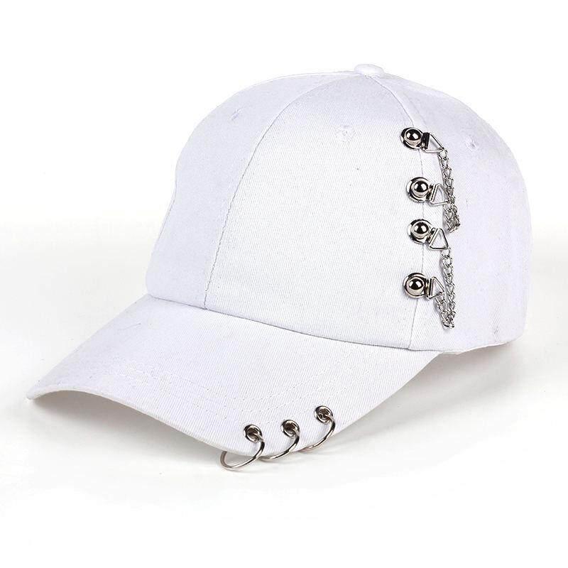 OAK 2018 BTS Dewasa Kasual Padat Adjustable Besi Cincin Baseball Caps Snapback Cap Casquette Topi Dipasang Kasual Gorras Ayah Topi - intl