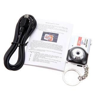 Fuan X6 Mini 720 P Kamera Digital HD Audio Perekam Video Camcorder DV Mini Kamera Perekam Video Kamera PC Multifungsi