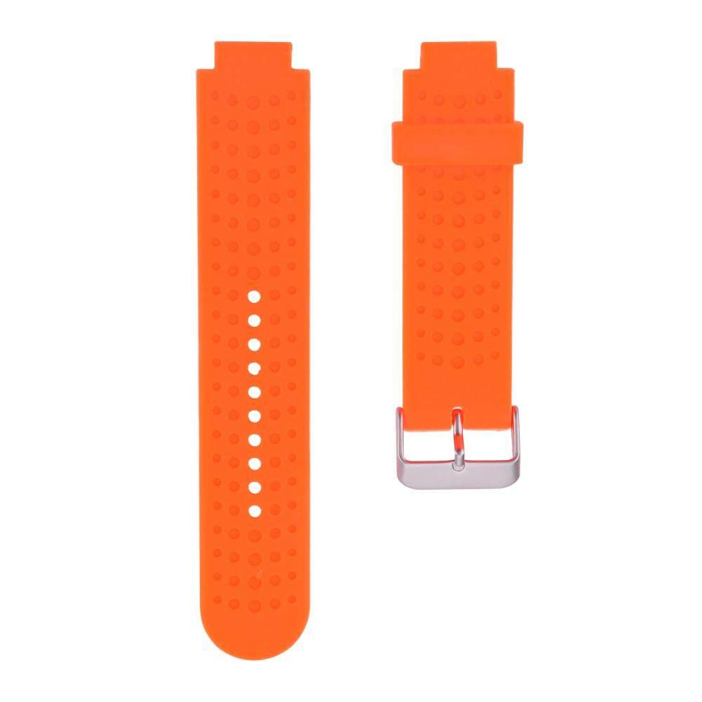 Buy Sell Cheapest Watchband Untuk Garmin Best Quality Product Ban Pengikat Tali Jam Strap Forerunner 220 230 235 620 630 735 Xt Universal Gelang