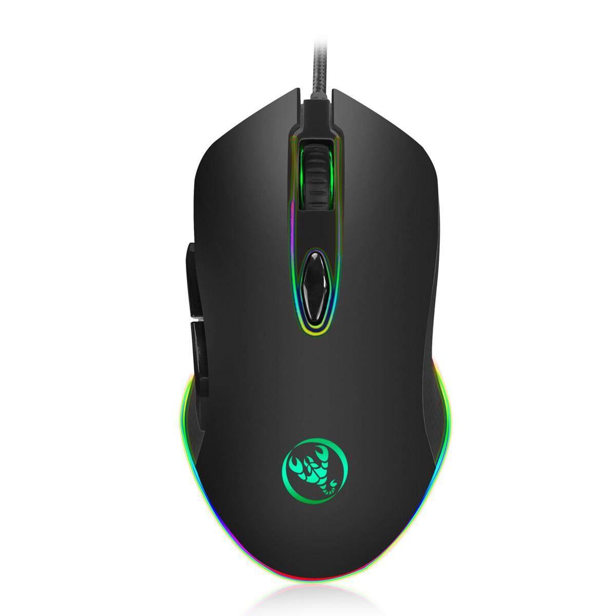 Cek Harga Fantech Sp25 X7 Blast 4800 Dpi Usb Optical Macro Rgb Mouse Gaming Pro Rhasta G10 Chroma 4 Button Hxsj S500 Game 6 Programmable Keys Light 12 Level Adjustable 200