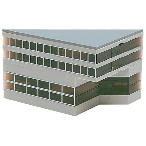Daron Di Seluruh Dunia Trading HE519632 Herpa Bandara Rendah Side Building-Intl