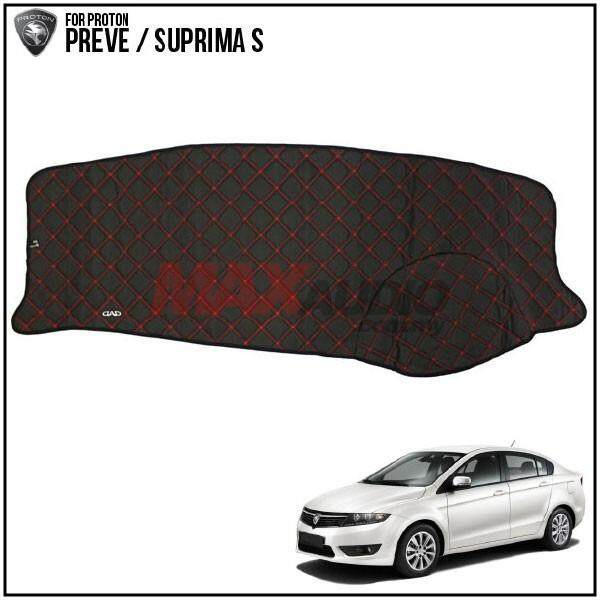 PROTON PREVER/ SUPRIMA S DAD GARSON VIP Custom Made Non Slip Dashboard Cover Mat