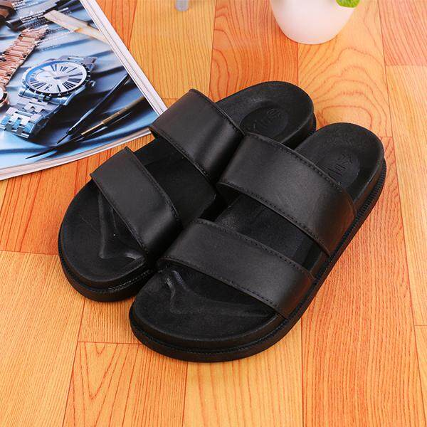 Korean version of the male beach slippers