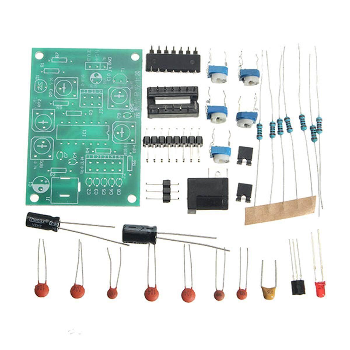 ICL8038 Fungsi Sinyal Generator Perlengkapan Multiplex Bentuk Gelombang Bagian Elektronik Produksi Latihan DIY-Internasional