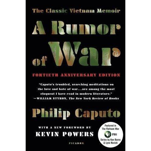 A Rumor of War: The Classic Vietnam Memoir (40th Anniversary Edition) - intl