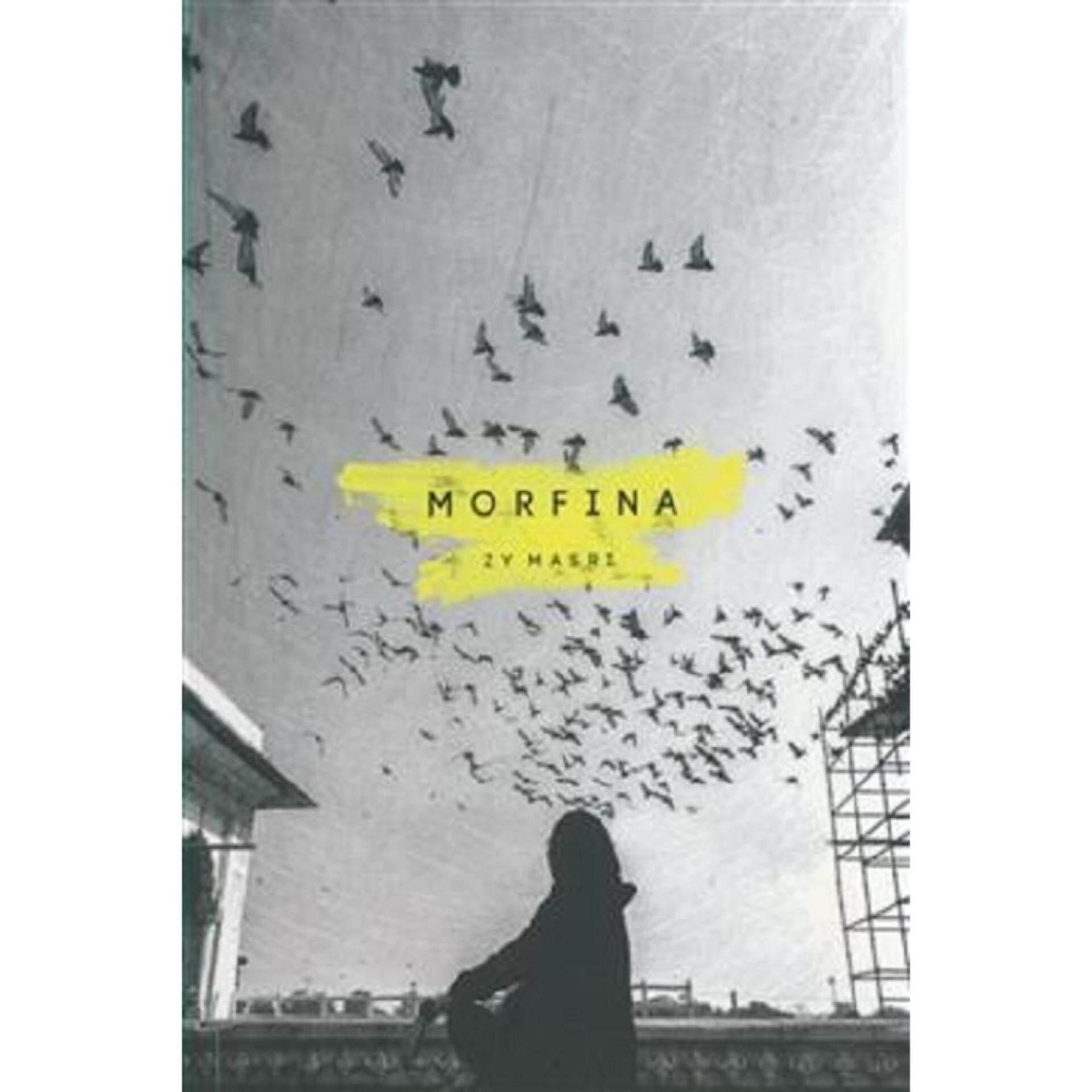 Morfina - ISBN : 9789671307335 Author Zy Masri