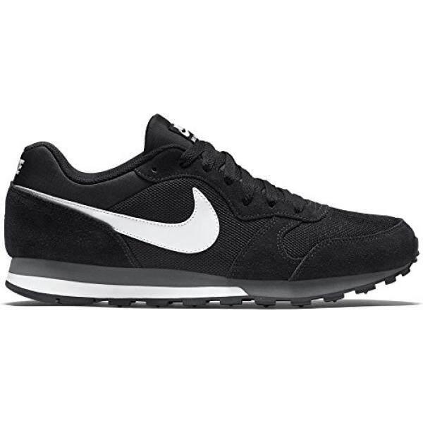 Nike MD Runner 2, Girls sneakers, black , 45.5 EU - intl