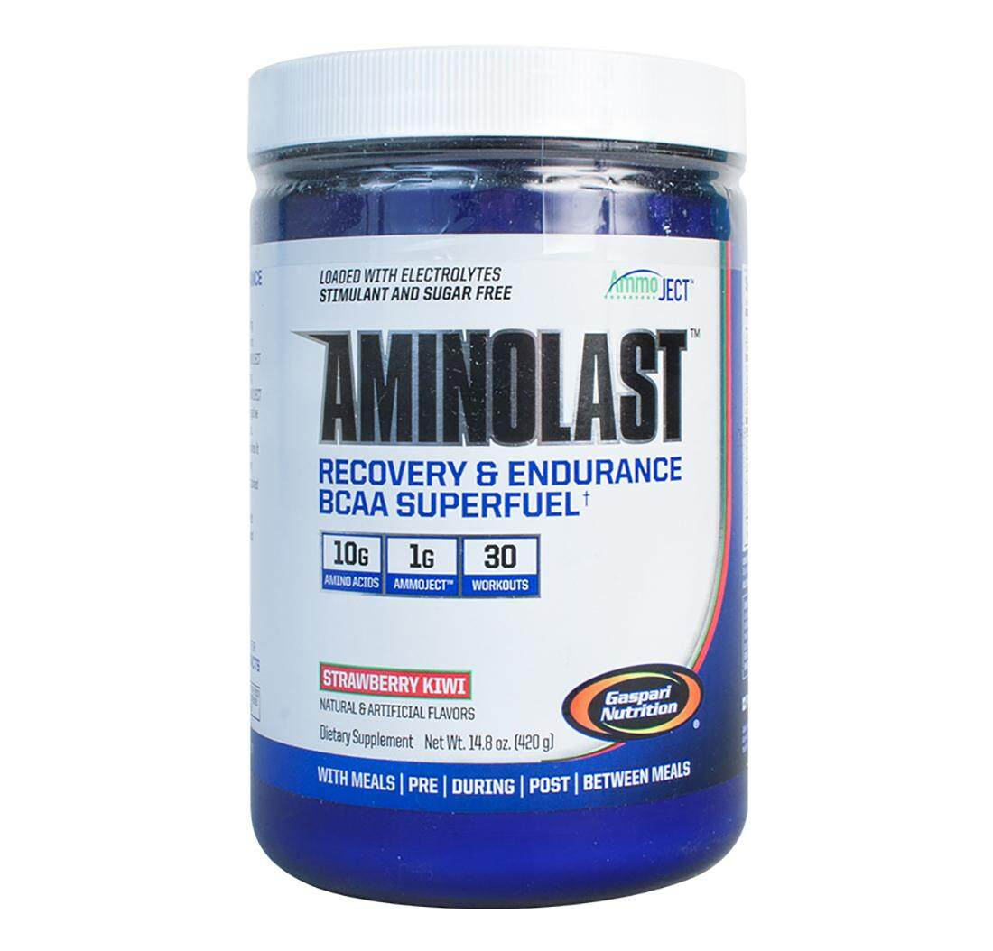 AMINOLAST (Strawberry Kiwi) (14.8oz) 420g