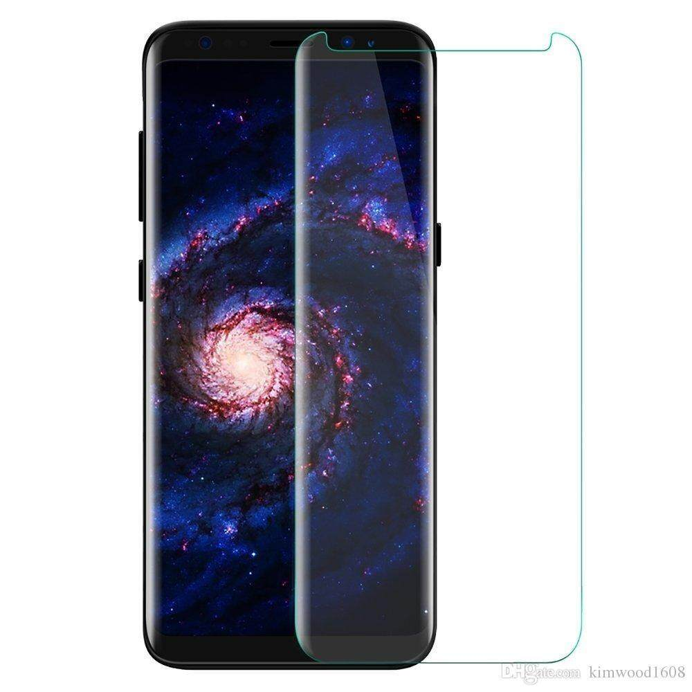 Features Tempered Glass Samsung S9 Plus 3d Full Cover Clear Dan