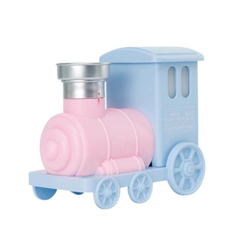 leegoal Creative Train Design Mini Humidifier Purifier Mist Maker With Night Light For Home And Office Singapore
